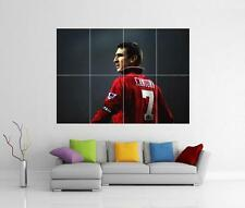 ERIC CANTONA MANCHESTER UNITED FC WALL ART PHOTO PRINT POSTER