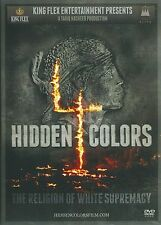 Hidden Colors 4: The Religion Of White...  -  Original Release NOT A COPY!!!