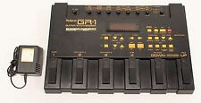 Roland GR-1 GR 1 GR1 Guitar Synthesizer Synth Effect Pedal W/ Power Supply