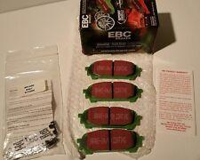 NEW EBC GreenStuff Green Stuff Rear Brake Pads DP21687 D1004 Ceramic Sport 2000