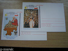 John Paul II returned to the house of the Father - 6 postcards - 2005