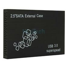 "New USB 3.0 SATA 2.5"" inch HD HDD Hard Disk Drive Enclosure External Case Box"