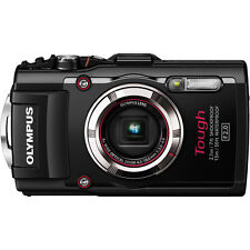 Olympus Stylus TOUGH TG-3 Digital Camera (Black) V104140BU000