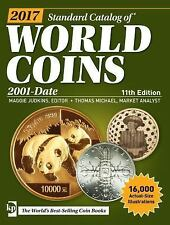 2017 Standard Catalog of World Coins, 2001-Date *BRAND NEW & FREE SHIP