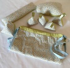 Tailors Ham Sausage Sleeve Pin & Weight Set With Lined Draw String Bag 2/3 SETS