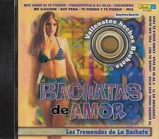 Bachatas De Amor Vallenatos Hechos Bachata CD New Sealed