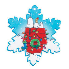 Snoopy Christmas Snowflake Cake Topper Peanuts Decorations