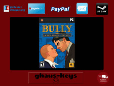 BULLY scholarship edition steam Key pc game Download Code Neuf livraison rapide