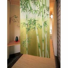 JAPANESE NOREN / DOOR CURTAIN / TAPESTRY [ BAMBOO ]