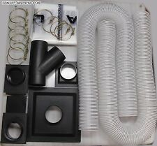 Laguna Dust Collector Kit for 2 to 3 HP Dust Collectors (ADC3750-0145)
