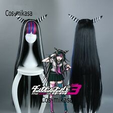 Danganronpa: Trigger Happy Havoc Mioda Ibuki Halloween Cosplay Wig