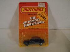 "MATCHBOX  1987 Automotive Superstars ""MB43 RENAULT 11 TURBO"" New Sealed"