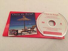 Chris de Burgh 3-INCH-CD-Mini/shape MON CHERI mini-CD vol. 2 © 2002 - 3-track-CD