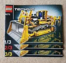 LEGO 8275 - **RARE** Technic Motorised Bulldozer