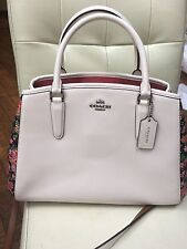 Coach Margot Posey Cluster Multi Floral Print Carryall Bag 57631