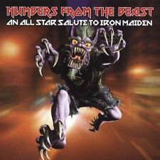 Numbers From the Beast: Iron Maiden Tribute CD