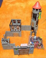 Playmobil Castle 3666 Vintage 1977 Geobra Castle Parts And Pieces