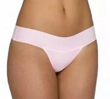 NWOT Hanky Panky Bare Natural Rise Thong Light Pink Style 6J1661 Size Small