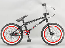 Mafiabikes BB Kush 16 inch bmx bike kids child's Mafia in Black  kush 2