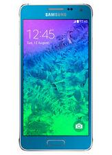 Samsung Galaxy Alpha G850F BLUE BLAU 32GB LTE ohne Vertrag & Simlock NEUwertig