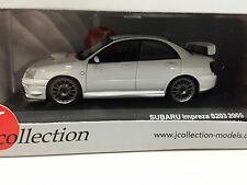 SUBARU IMPREZA WRX STI S203 2005  J COLLECTION 1:43 DIECAST-CAR-MODEL-JCL141