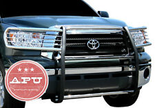 Fits 07-13  Toyota Tundra Stainless Steel Front Grille Guard Brush Push Bar