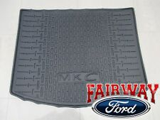 15 thru 17 Lincoln MKC OEM Genuine Ford Parts Black Cargo Area Protector Mat NEW