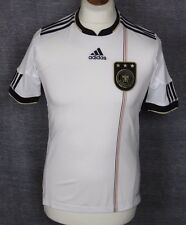VINTAGE GERMANY HOME FOOTBALL SHIRT 10-11 ADIDAS YOUTHS LARGE RARE