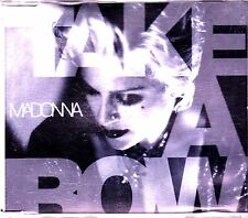Madonna-Take A Bow cd maxi single
