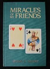 RARE Miracles Of My Friends MENTALISM Limited SIGNED Edition 542 Of 750