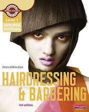 Level 1 (NVQ/SVQ) Certificate in Hairdressing and Barbering Candidate...