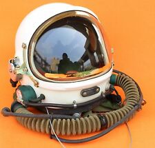 FLIGHT HELMET SPACESUIT AIRTIGHT ASTRONAUT PILOT HELMET SIZE: 2# Helmet BAG
