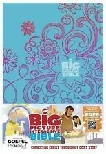 The Big Picture Interactive Bible for Kids, Doodles LeatherTouch: Connecting C..