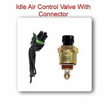 Idle Air Control Valve  W/Connector Fits: Buick Cadillac Chevrolet