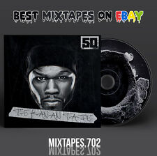 50 Cent - The Kanan Tape Mixtape (CD/Front/Back Cover) G Unit 2015