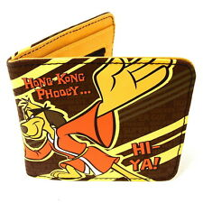 NEW OFFICIAL Hong Kong Phooey Classic Vintage Card Coin Wallet