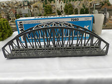 Marklin 7263 HO Arched Bridge in Original Carton