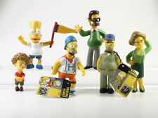 Die Simpsons aus TV-Serie === 6 x Figuren ===