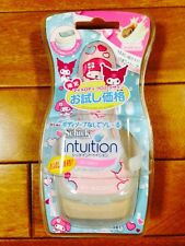 Schick Intuition application My Melody design handle Skintimate Razor limited