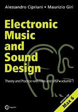 Electronic Music and Sound Design - Theory and Practice with Max and Msp -...