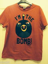 T-shirt tee shirt – ANGRY BIRD - Taille Size 2XL – Neuf  New xxl