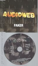 CD--AUDIOWEB -- - SINGLE -- *FAKER*