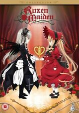 Rozen Maiden Zuruckspulen Complete Series Collection DVD New & Sealed ANIME