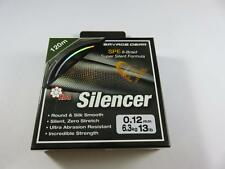 SAVAGE GEAR HD8 SILENCER FISHING BRAID 120M 0.12mm 13lb 6.3kg GREEN