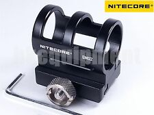Nitecore GM02 Flashlight Mount  SRT6, SRT7, MT2C, MT25, MT26, MT40, MH25, MH40