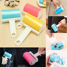 Washable Sticky Picker Cleaner Lint Roller Pet Hair Remover Brush Reusable