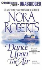 Three Sisters Island Trilogy: Dance upon the Air 1 by Nora Roberts (2014, MP3...