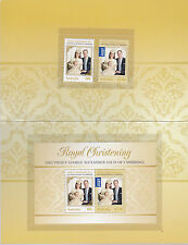 2014 Royal Christening HRH Prince George of Cambridge - Post Office Pack