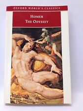 The Odyssey by Homer (Paperback, 1998) Oxford World's Classics