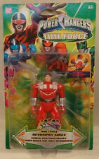 Power Rangers Time Force Auto Morphin Flip Head Red Ranger By Bandai (MOC)